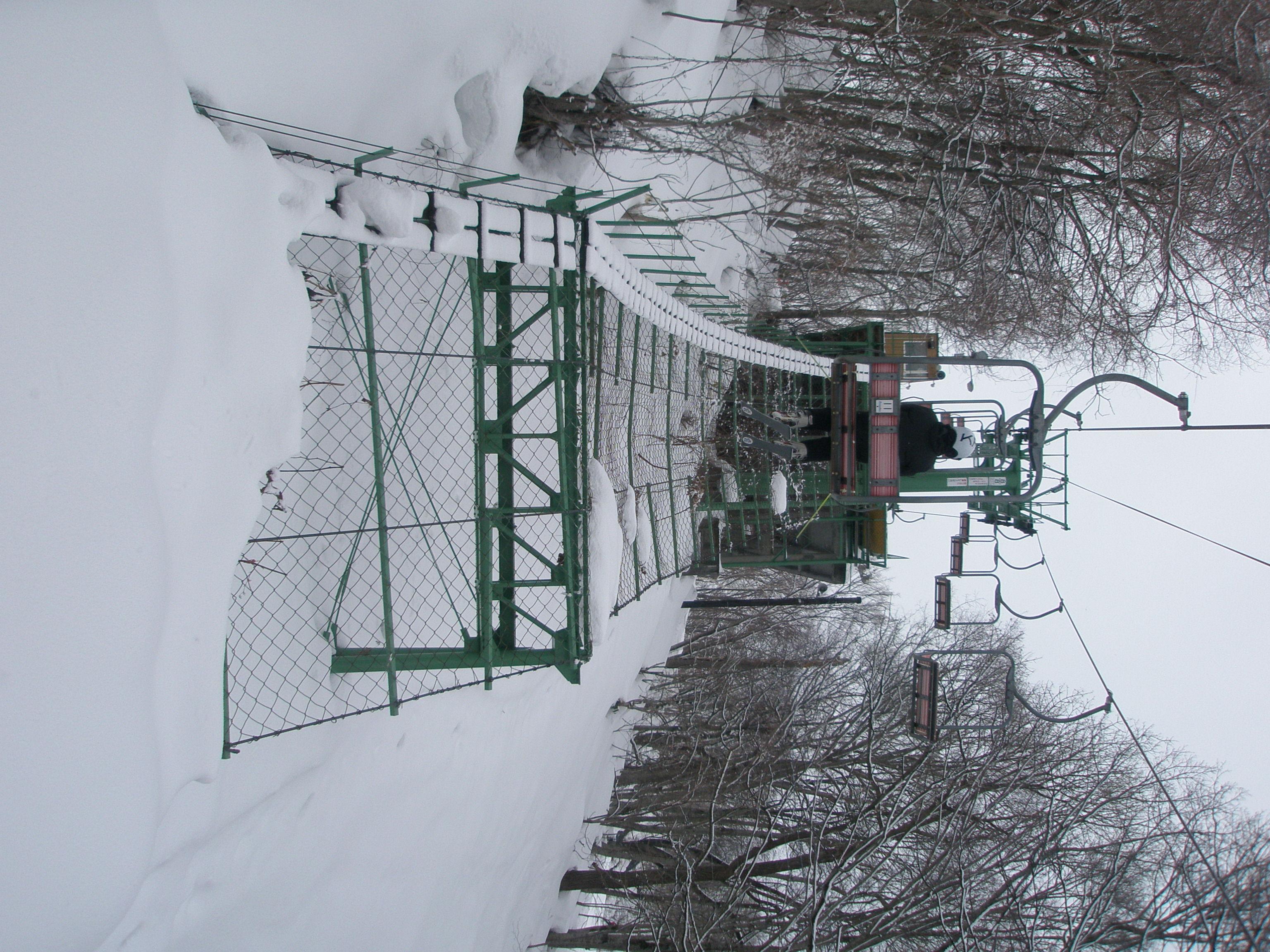 スキー 場 岩山 藻