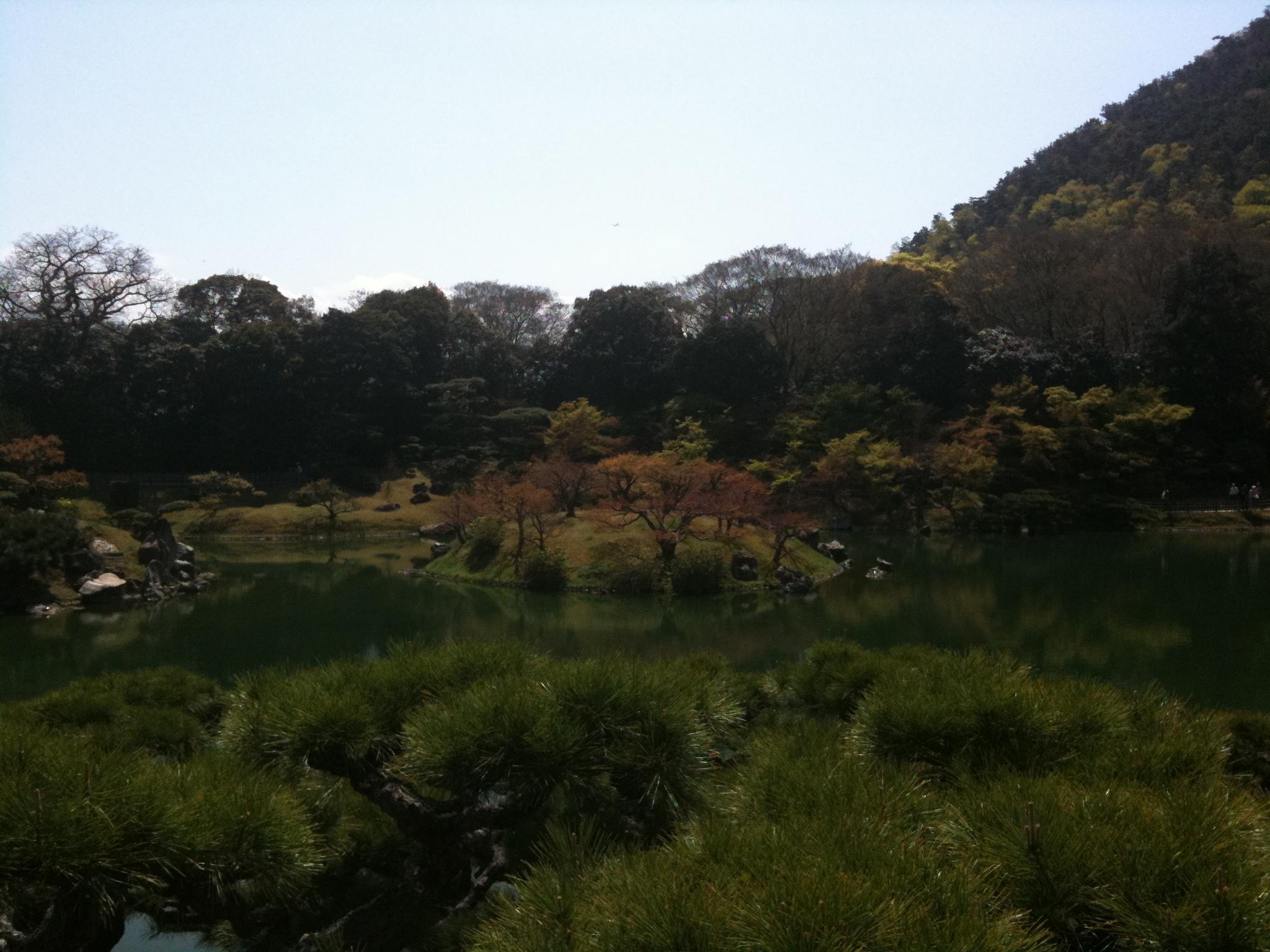 公園 栗林