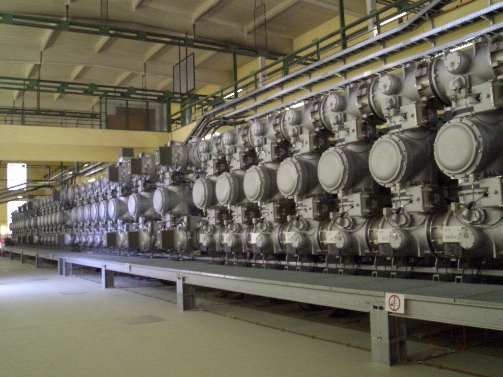 gas-insulated switchgear - Wikidata