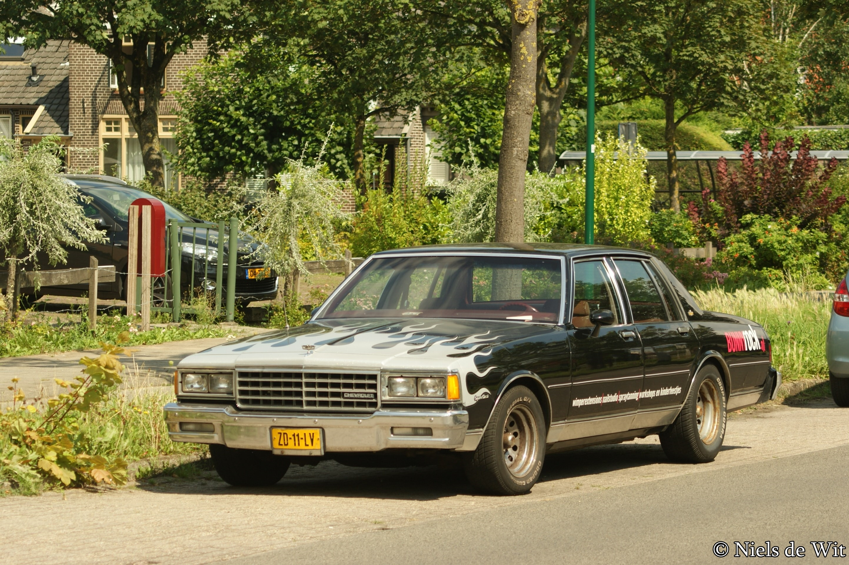 File:1983 Chevrolet Caprice Classic (9525853860) jpg - Wikimedia Commons