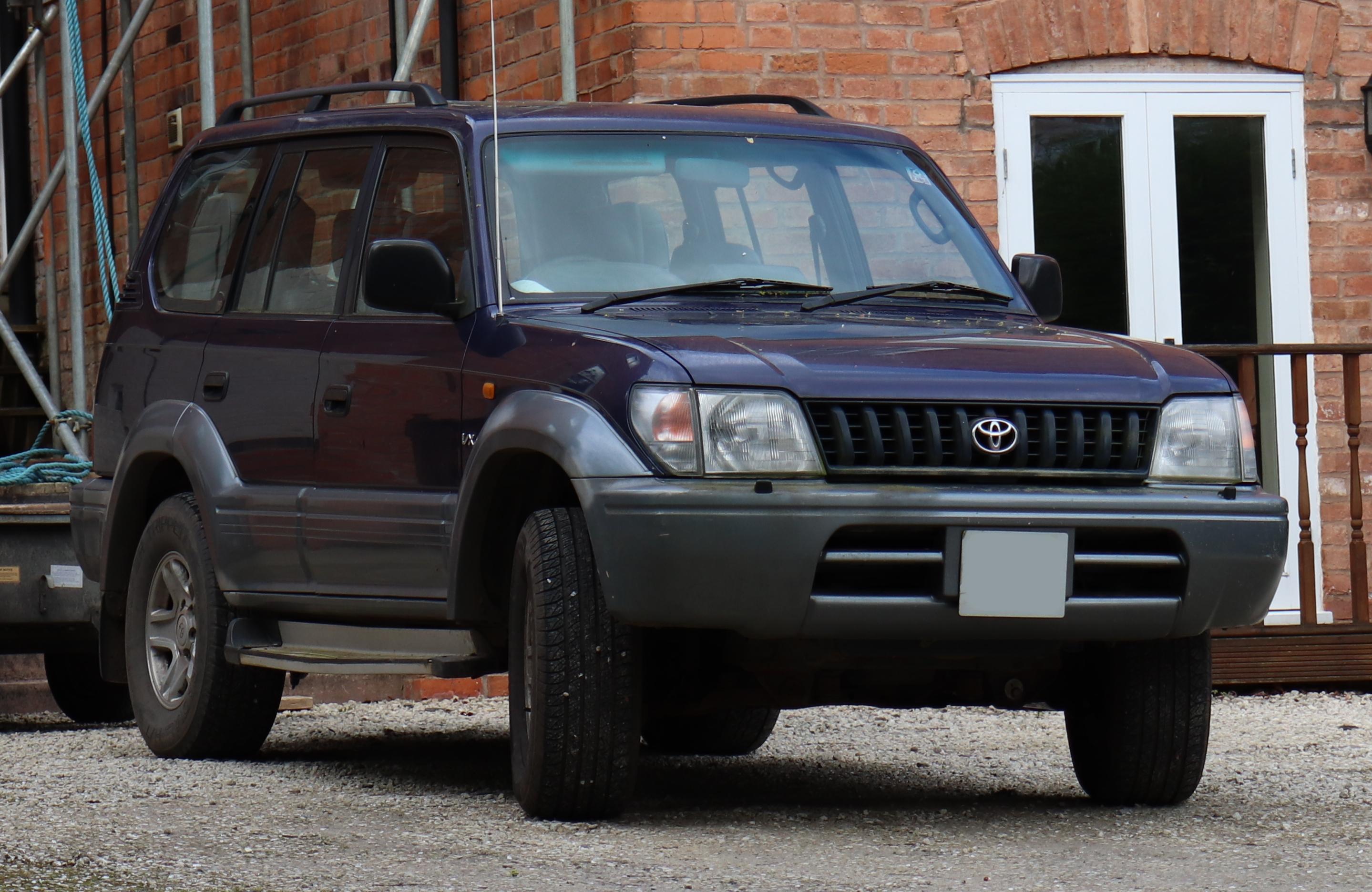 Kelebihan Toyota Land Cruiser 1998 Tangguh