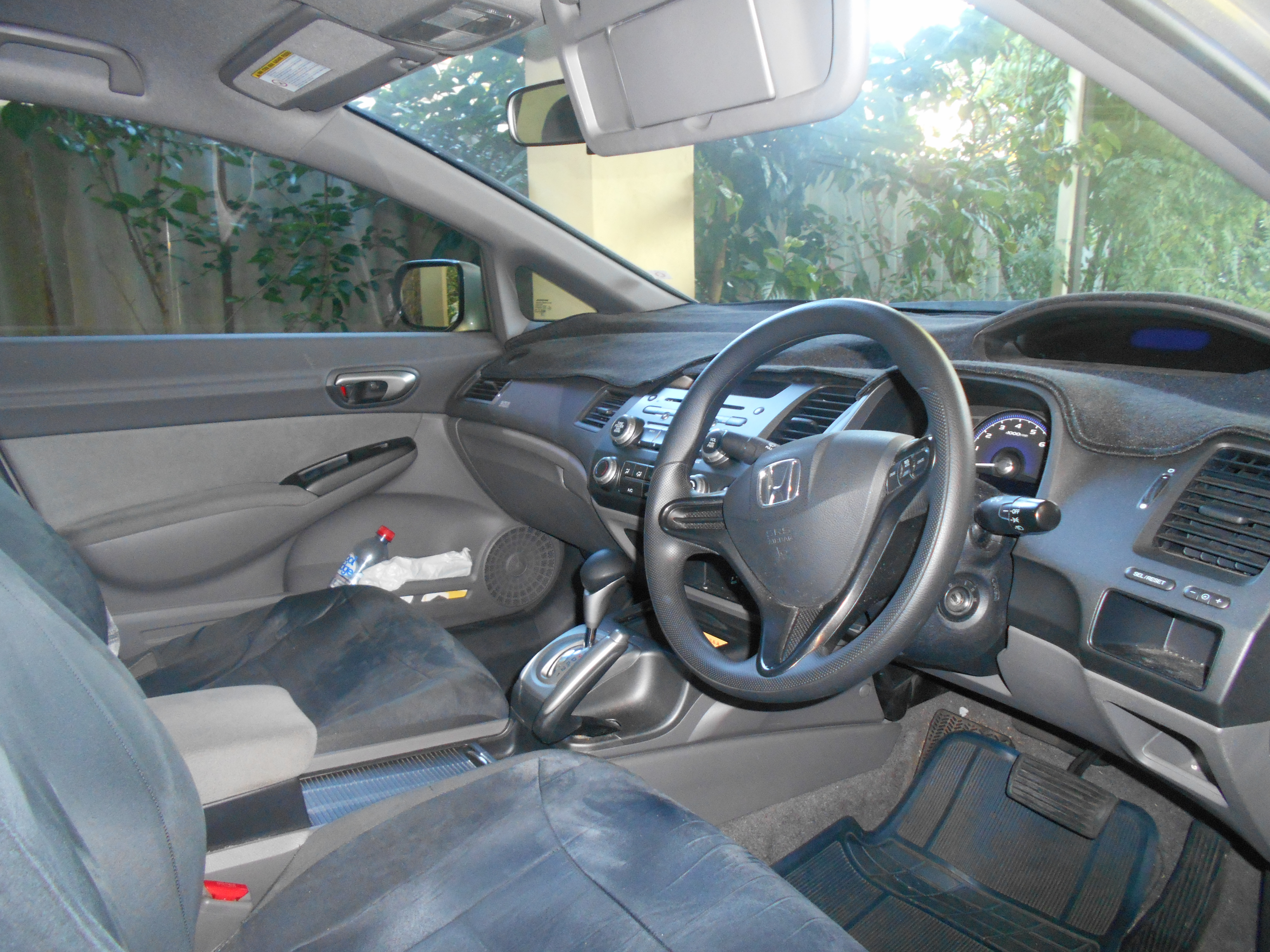 File:2008 Honda Civic VTI Interior.JPG