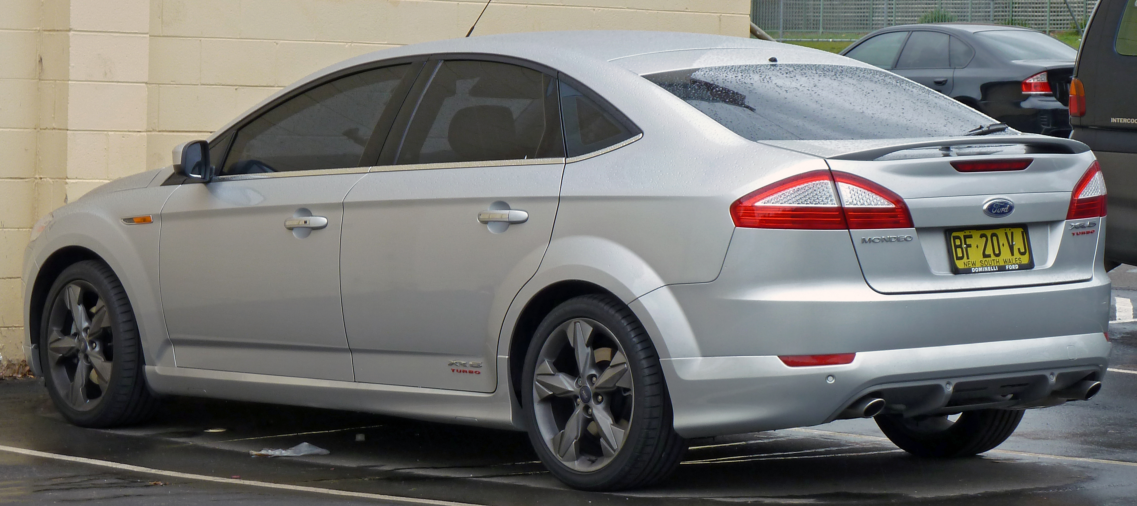 file 2009 2010 ford mondeo mb xr5 turbo hatchback. Black Bedroom Furniture Sets. Home Design Ideas