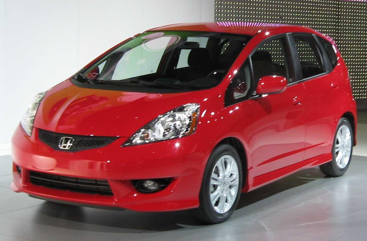���������� Honda Fit