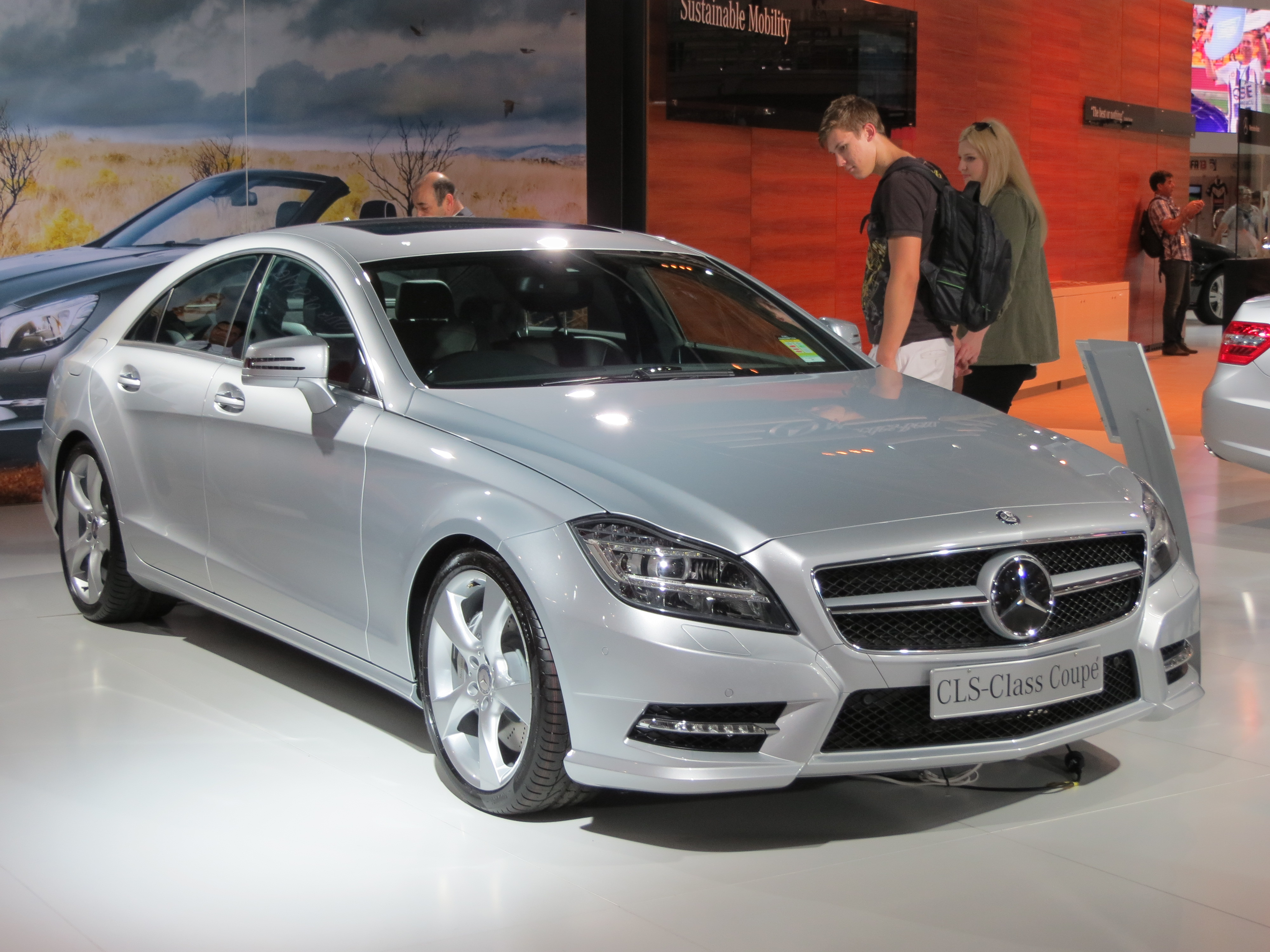 Image gallery 2012 mercedes cls 500 for Mercedes benz cls 500 precio
