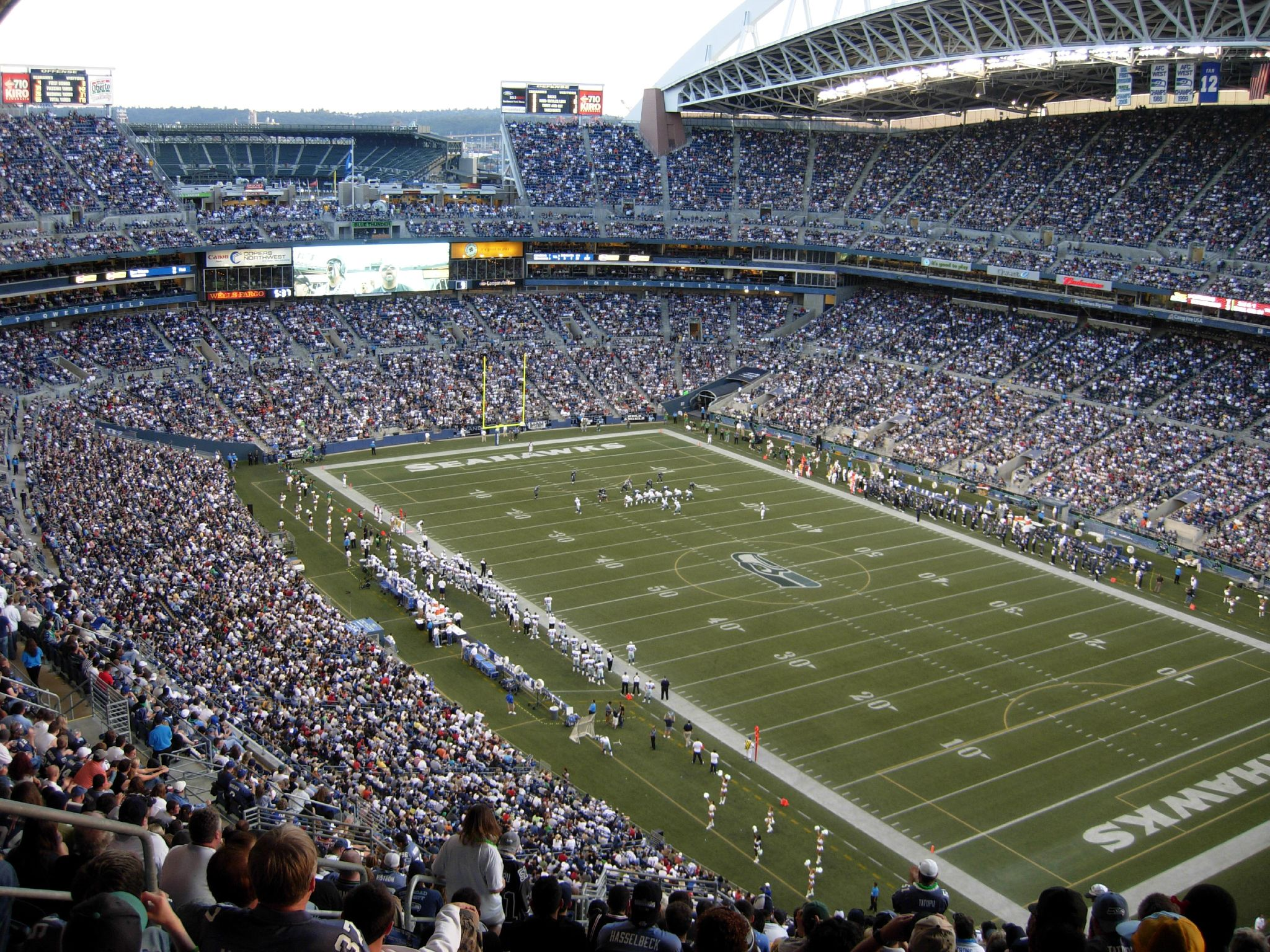 Seahawks - Rams Quoten Prognose