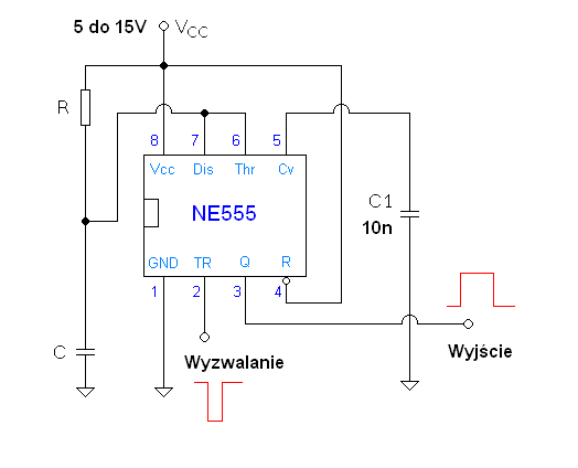 Example 555 schematic
