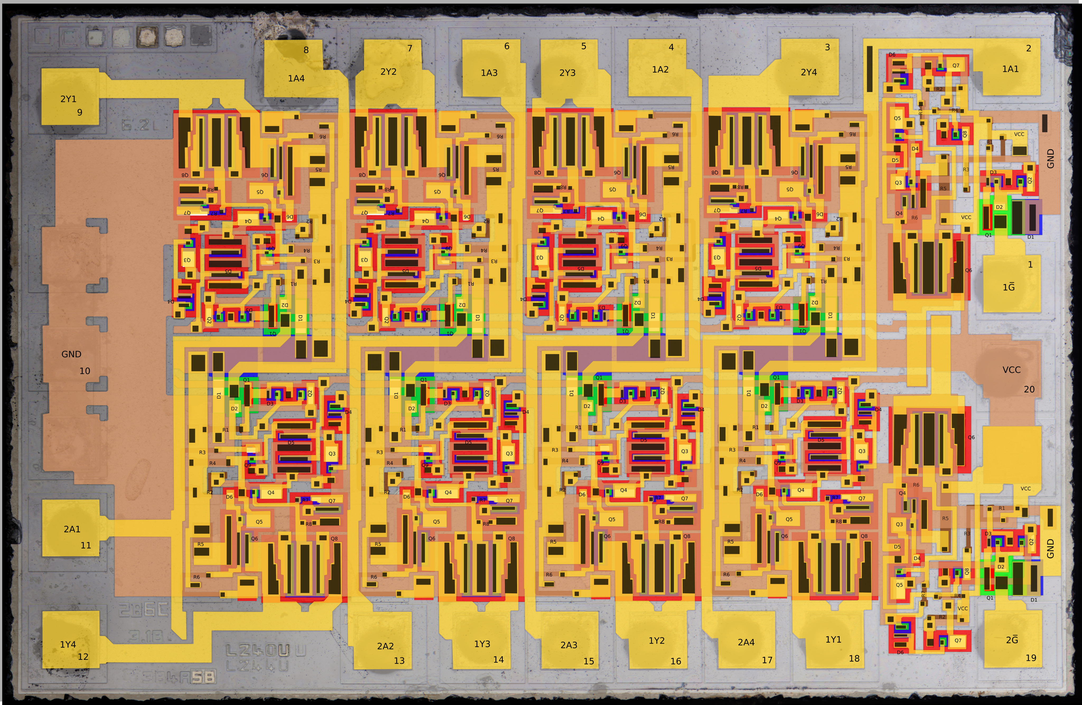 planar process wikipedia1960 First Planar Integrated Circuit Is Fabricated The Silicon #9