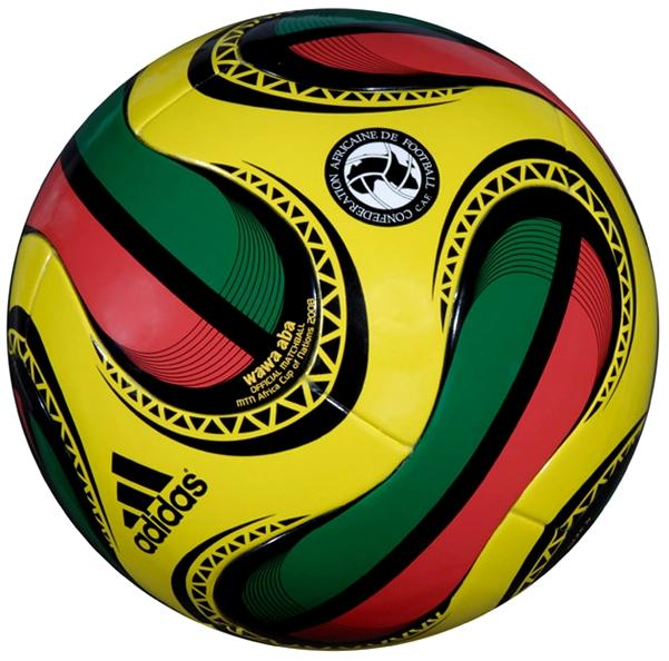 Adidas African Cup of Nations 2008 match ball Wawa Aba
