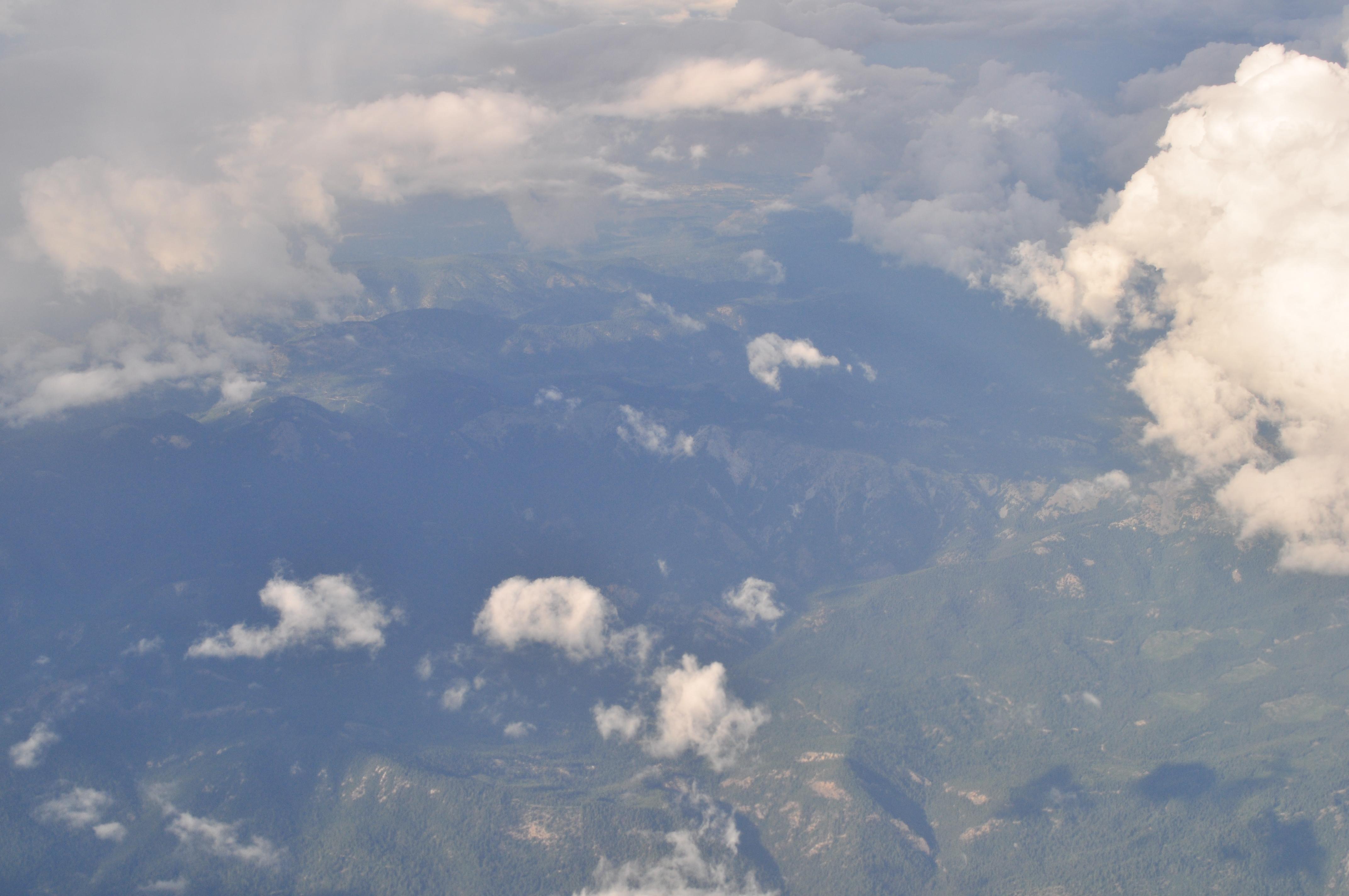 nasa cloud chart