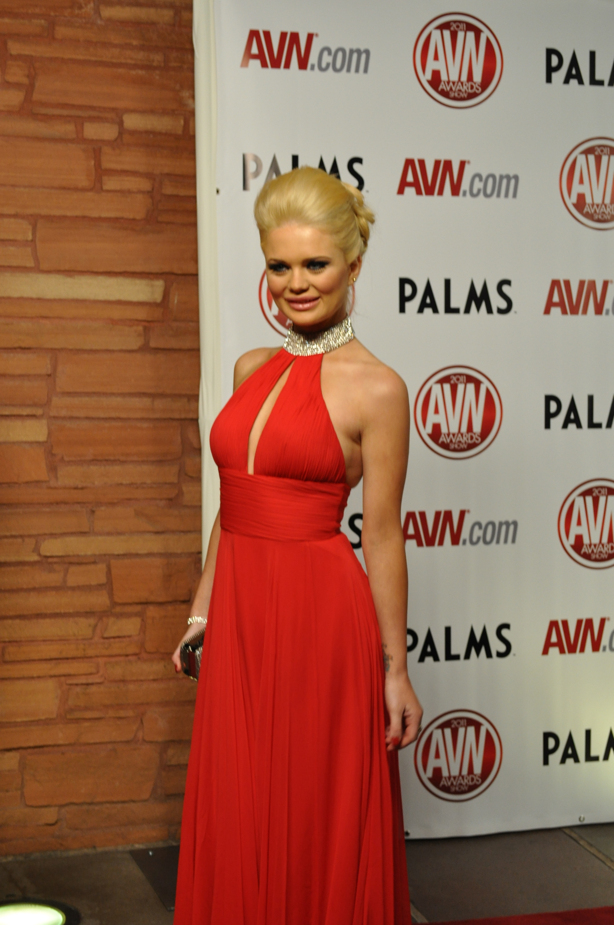 Alexis Ford file:alexis ford at avn awards 2011 1 - wikimedia commons