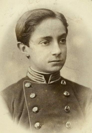 Alfonso XII de España, c. 1870