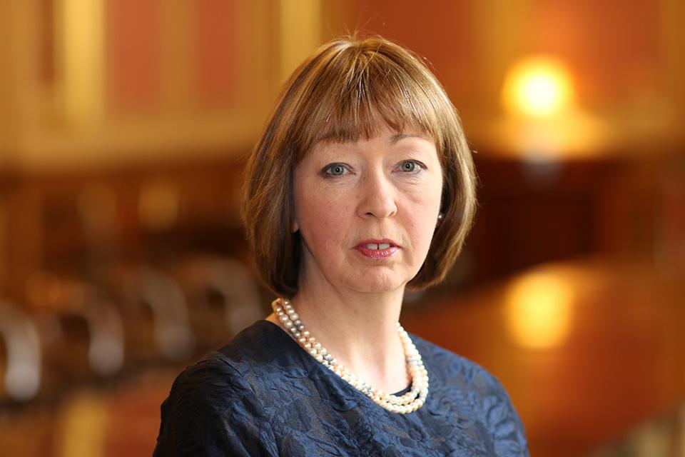 Alison Blake British diplomat