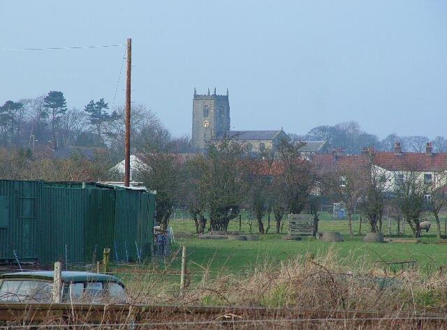 All Saints Church, Nafferton. - geograph.org.uk - 530195