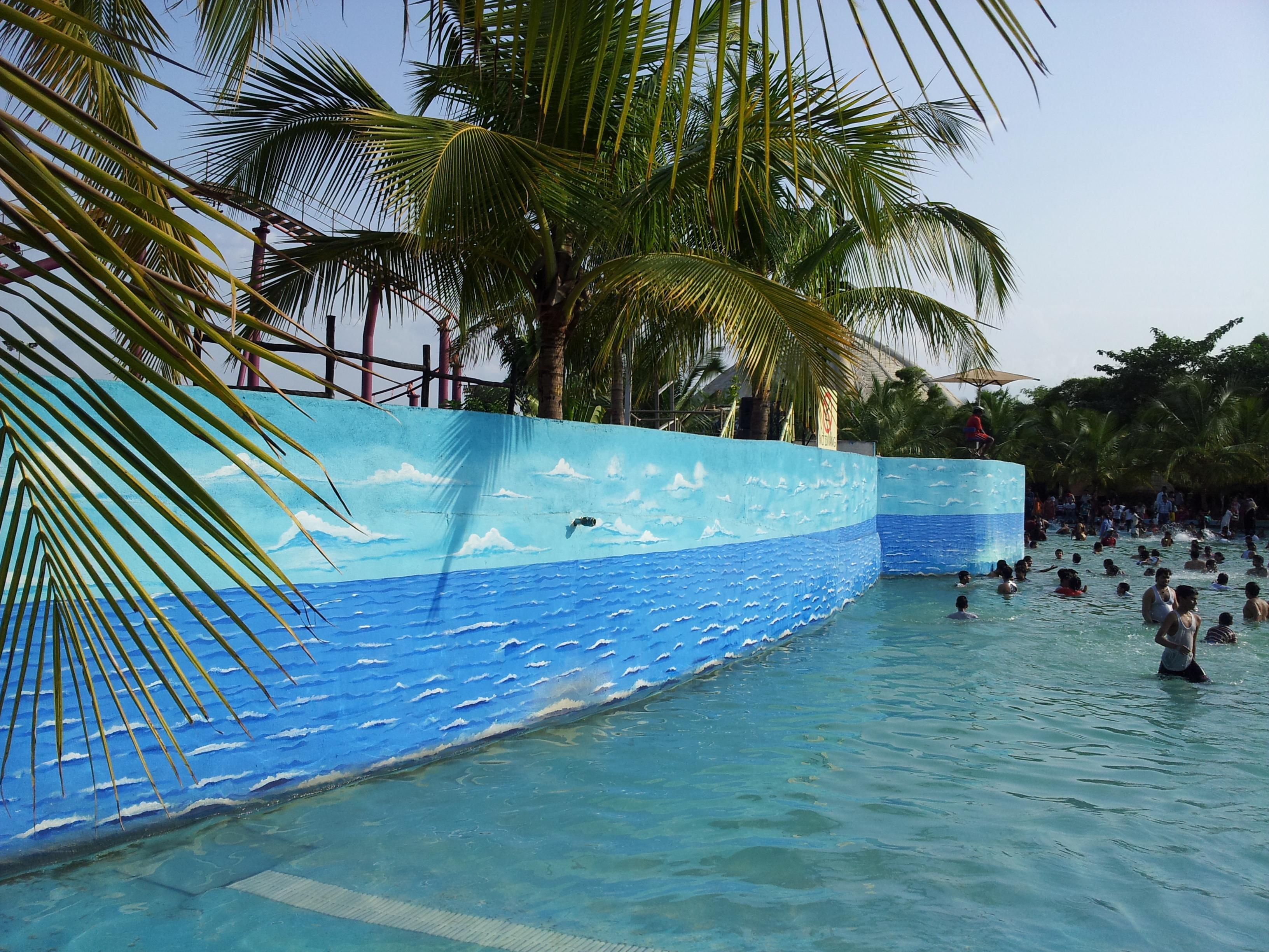 Fileaquacity Pool At Innovative Film City Bangalore 164324jpg