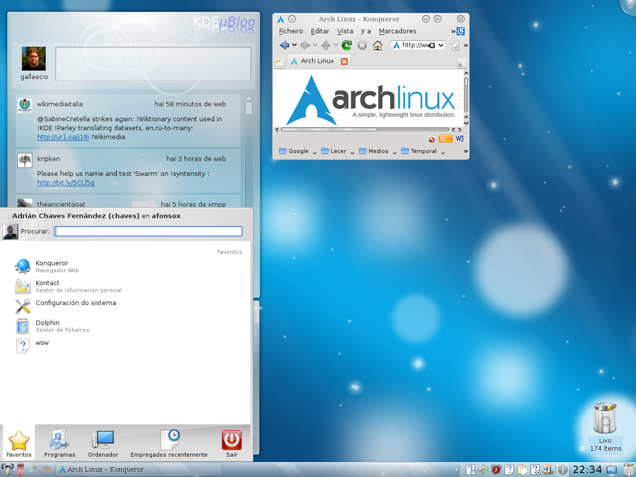 File:Arch-linux-kdemod4-screenshot-gl png - Wikimedia Commons