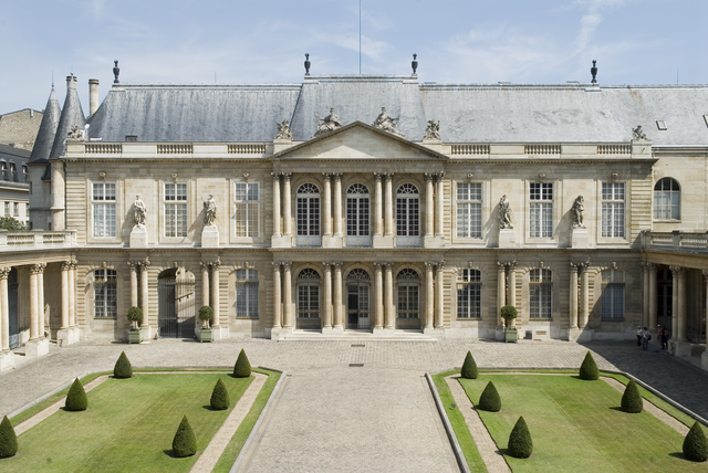 Archives nationales (Paris) Hôtel de Soubise