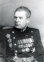 Arseniy Golovko Soviet admiral