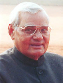 Atal Bihari Vajpayee 10th Prime Minister of India