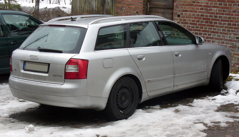 Audi a4 avant 30 tdi quattro 2004