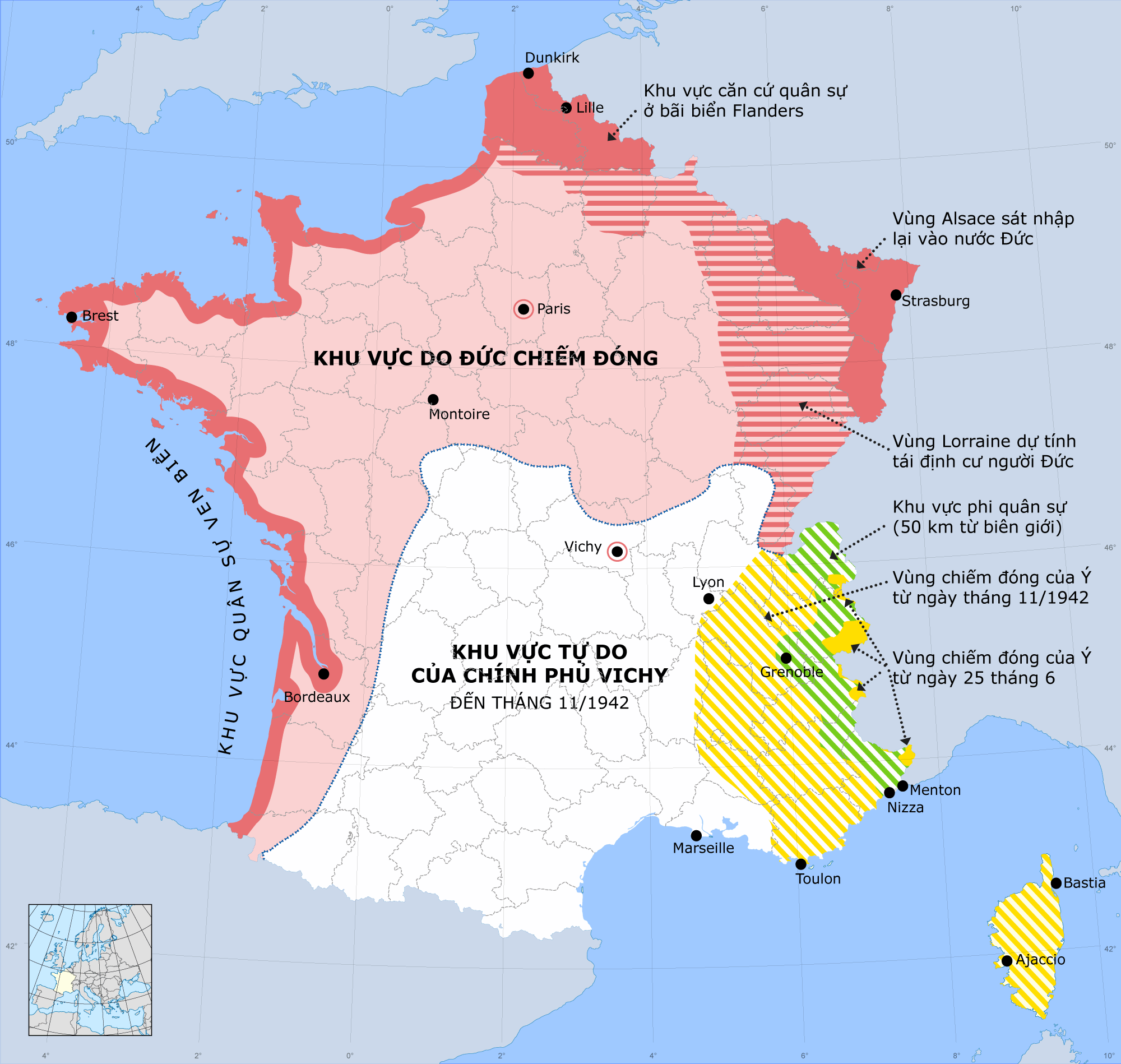 File:Axis Occupation of France.png - Wikimedia Commons