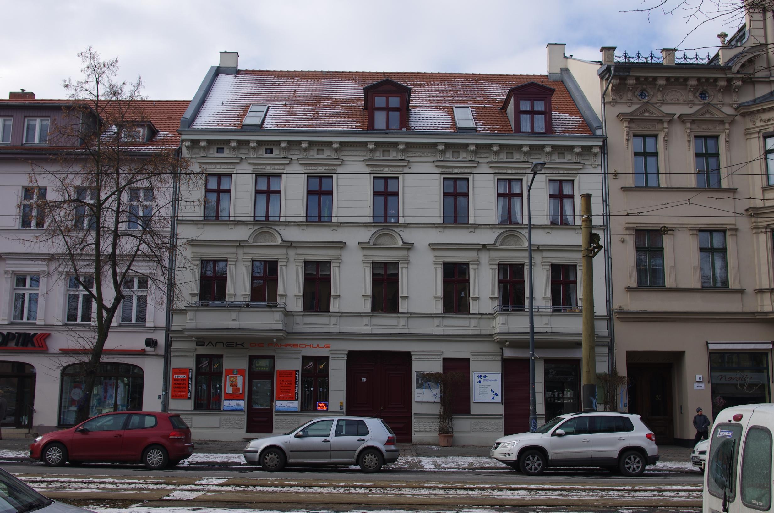 File B Lschestra E 117 Friedrichshagen