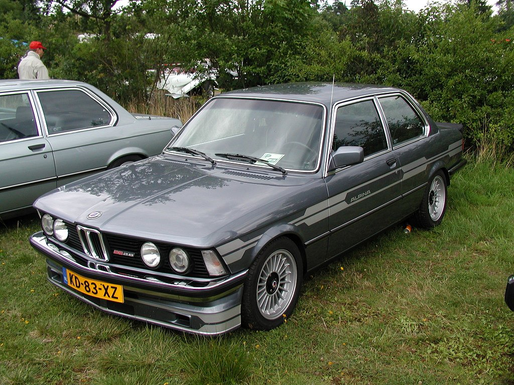 File Bmw E21 Alpina B6 Jpg Wikimedia Commons