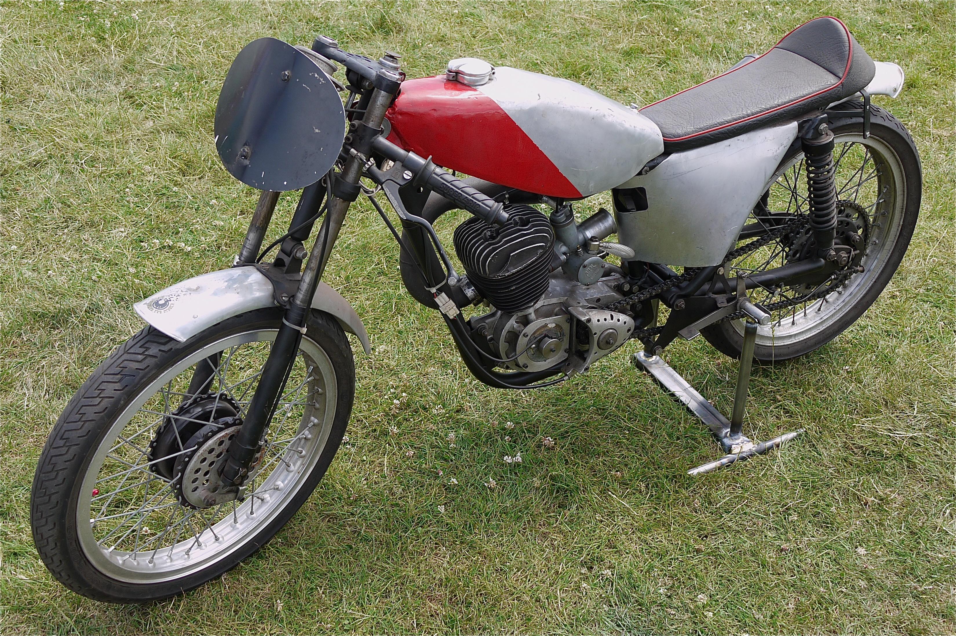 Kawasaki Ar Cc Cafe Racer For Sale