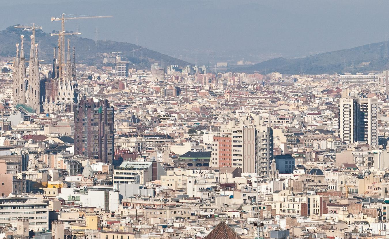 Barcelona Food And Agriculture Green City