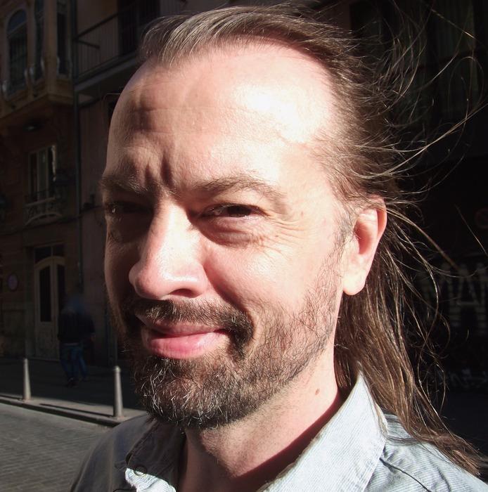 Bass-baritone Nathan Berg