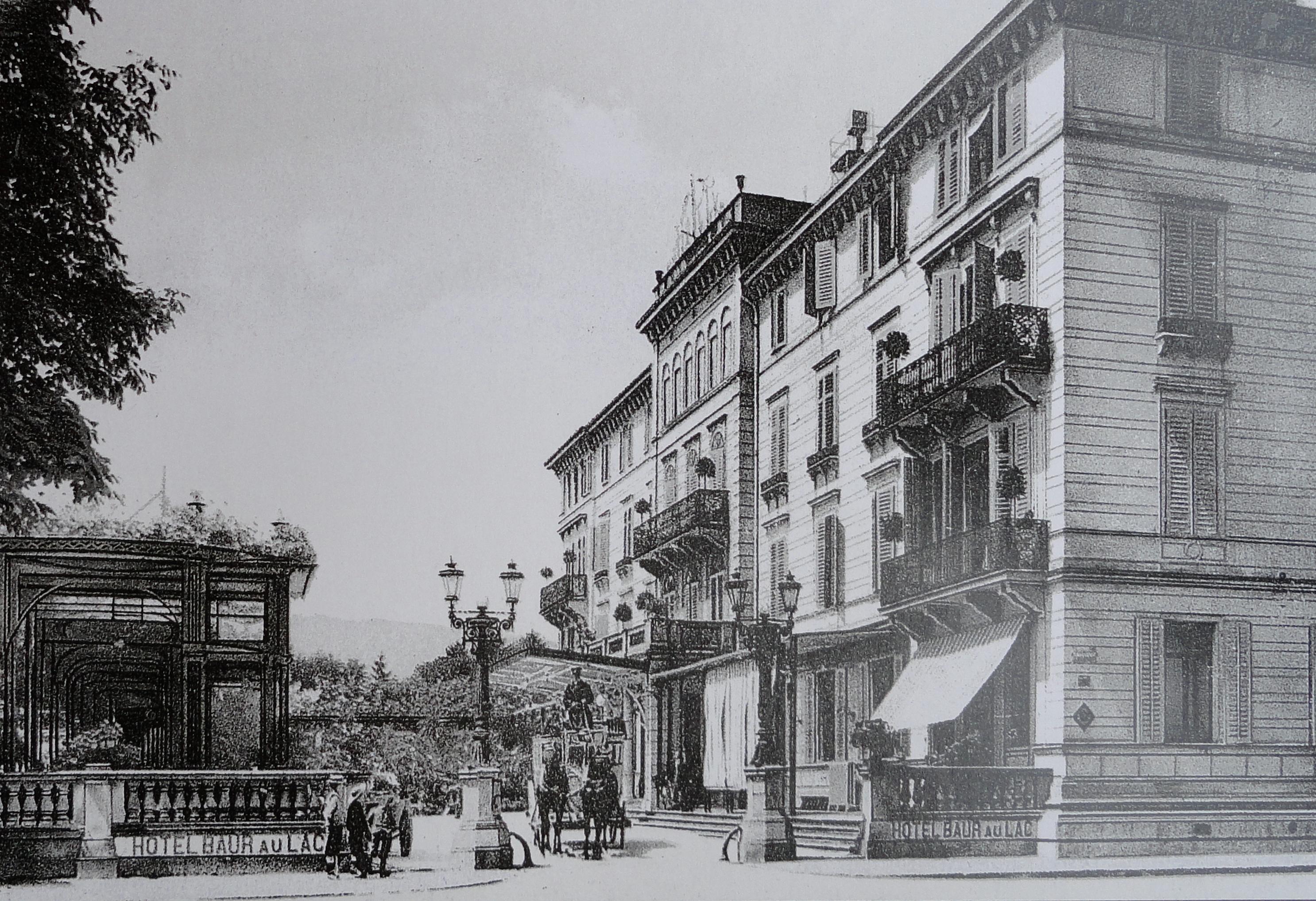 Beckenried Hotel De La Lune
