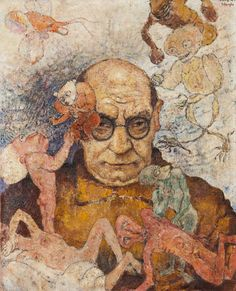 Self-portrait (c.1933)