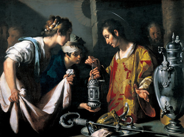 File:Bernardo Strozzi - St. Lawrence Distributing the Riches of the Church.jpg