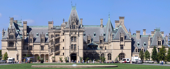 Biltmore House Number Of Rooms
