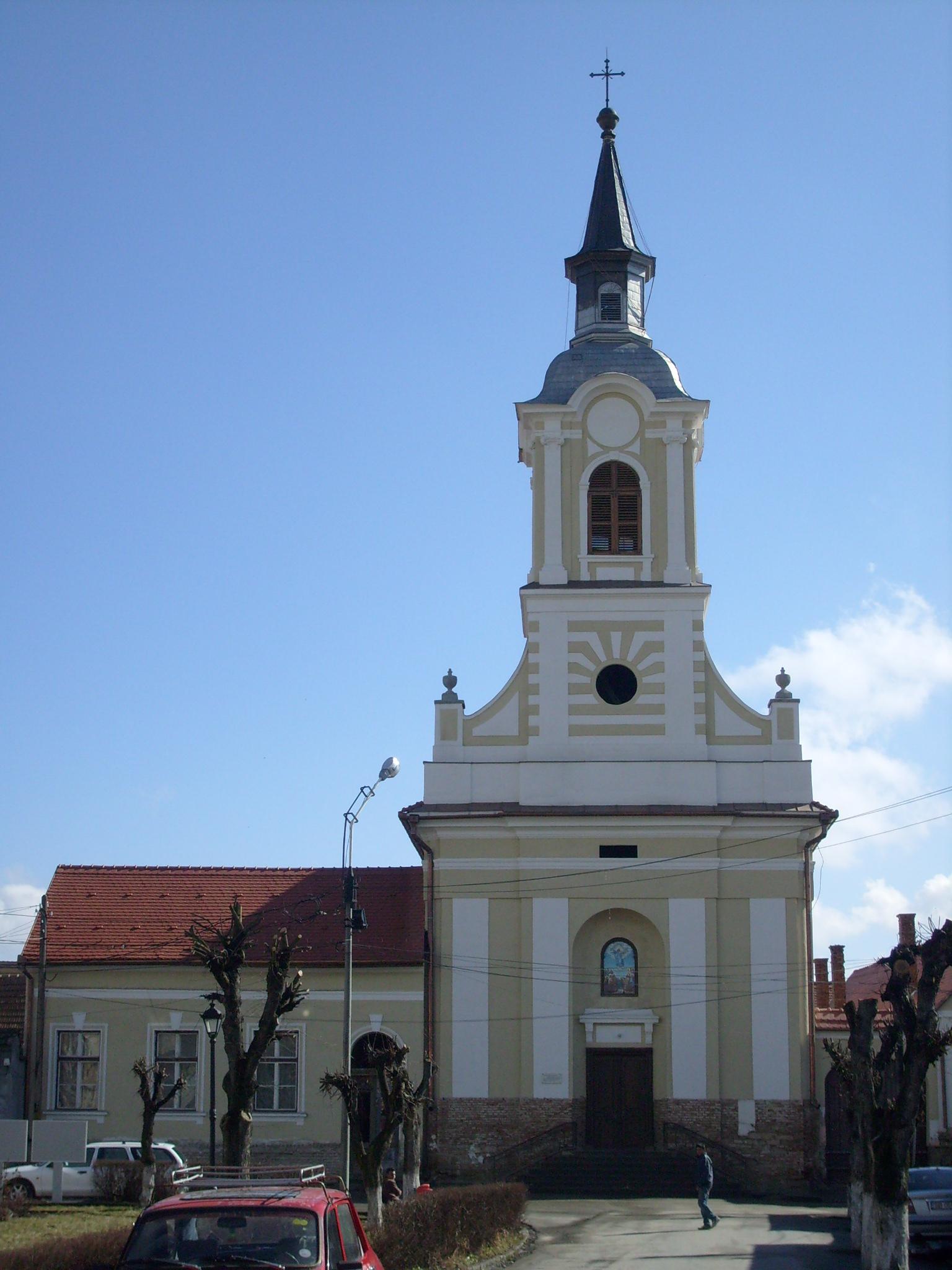 Biserica Bob din Mediaș