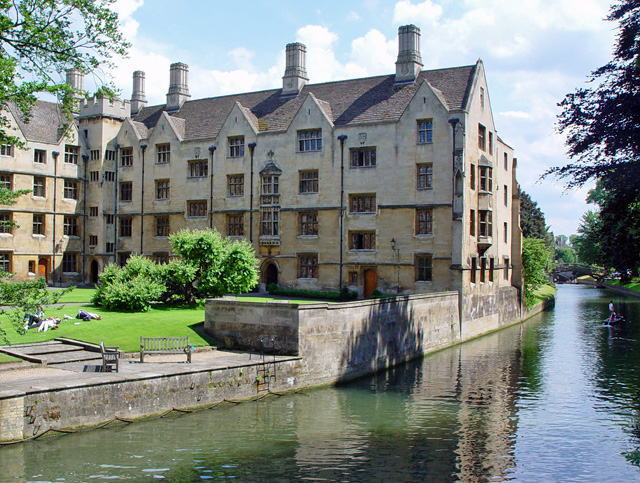 Bodley's Court, Kings College, Cambridge - geograph.org.uk - 849323.jpg
