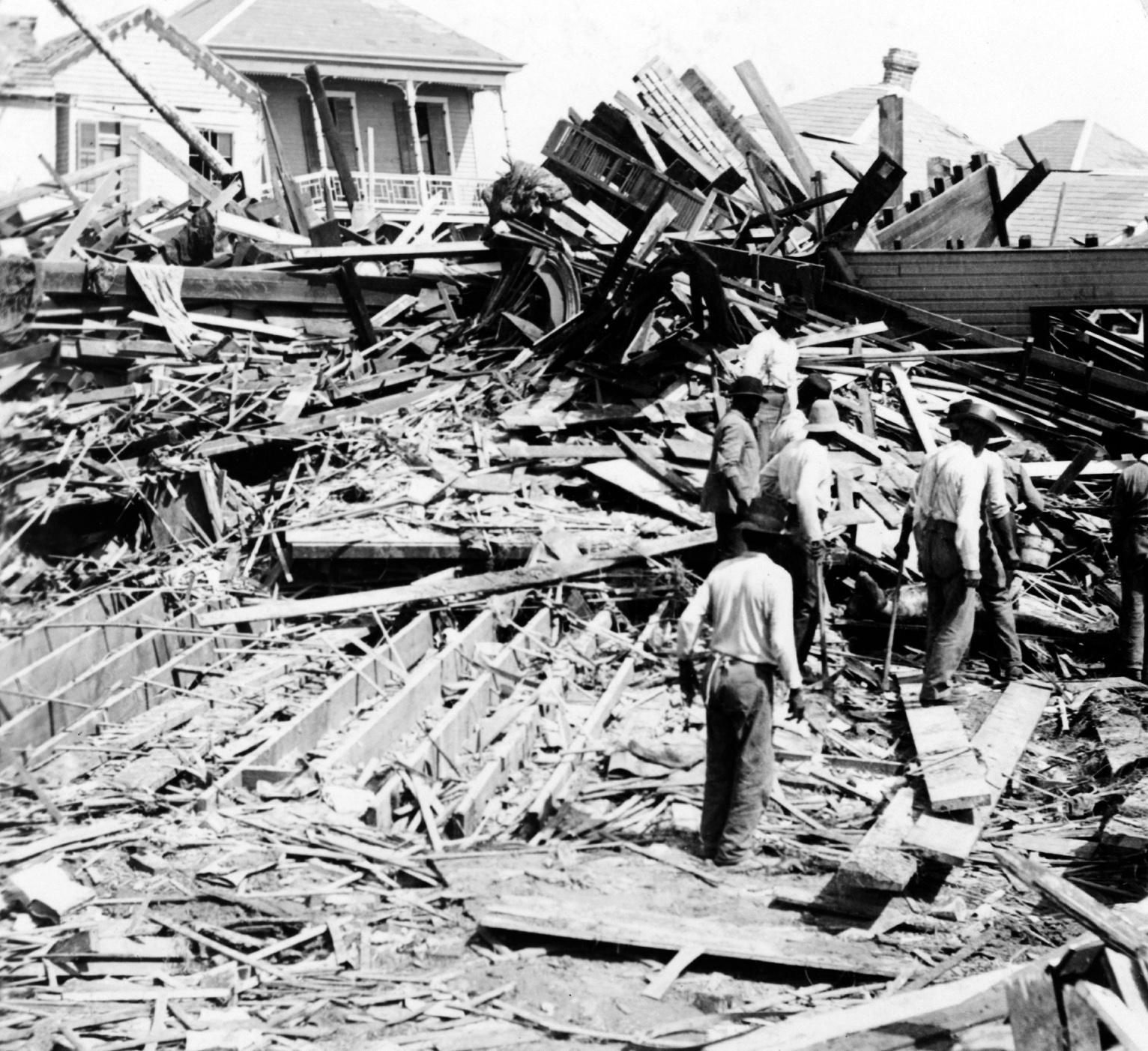 Florida Natural Disaster History
