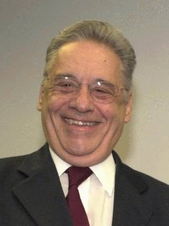 foto do ex presidente do brasil fernando henrique cardoso