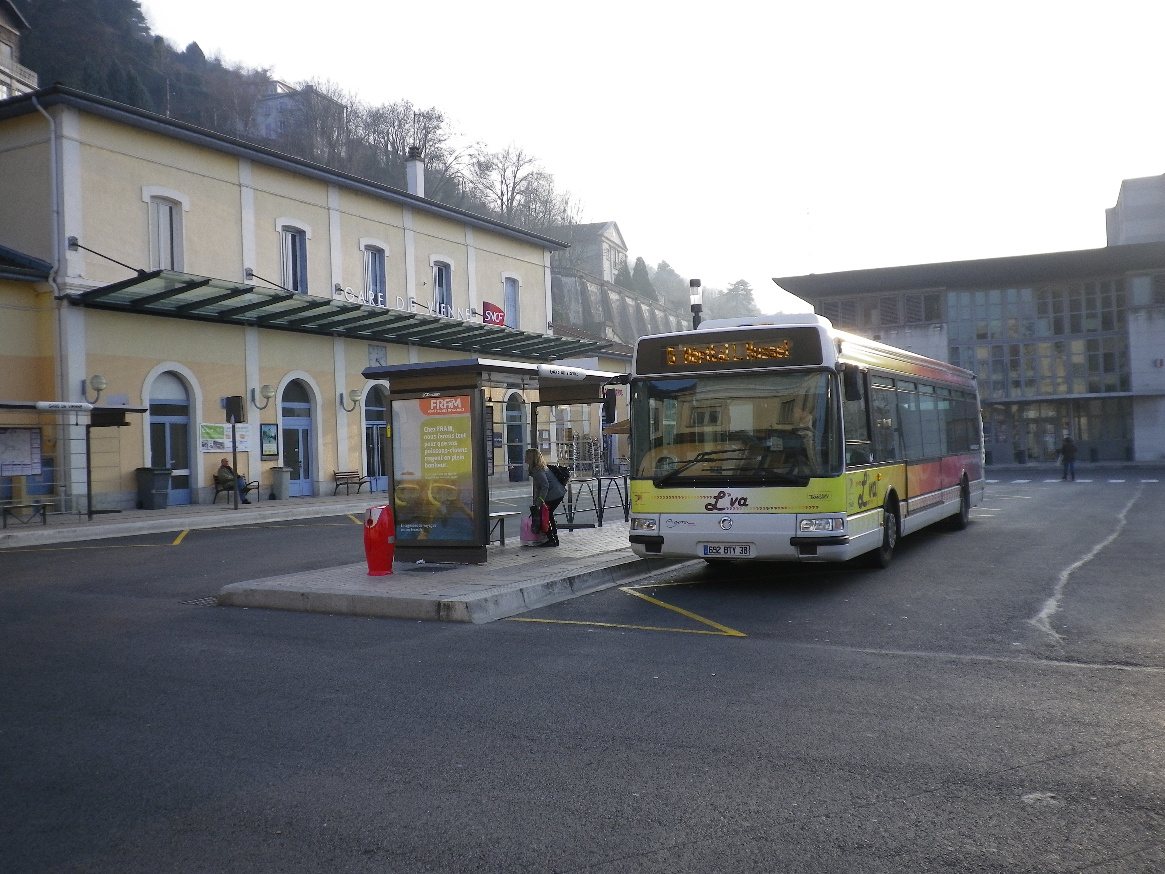 Horaires Car Gare De Bresr Le Faou