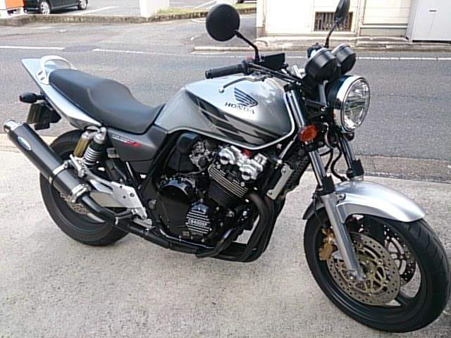 CB400SF spec3