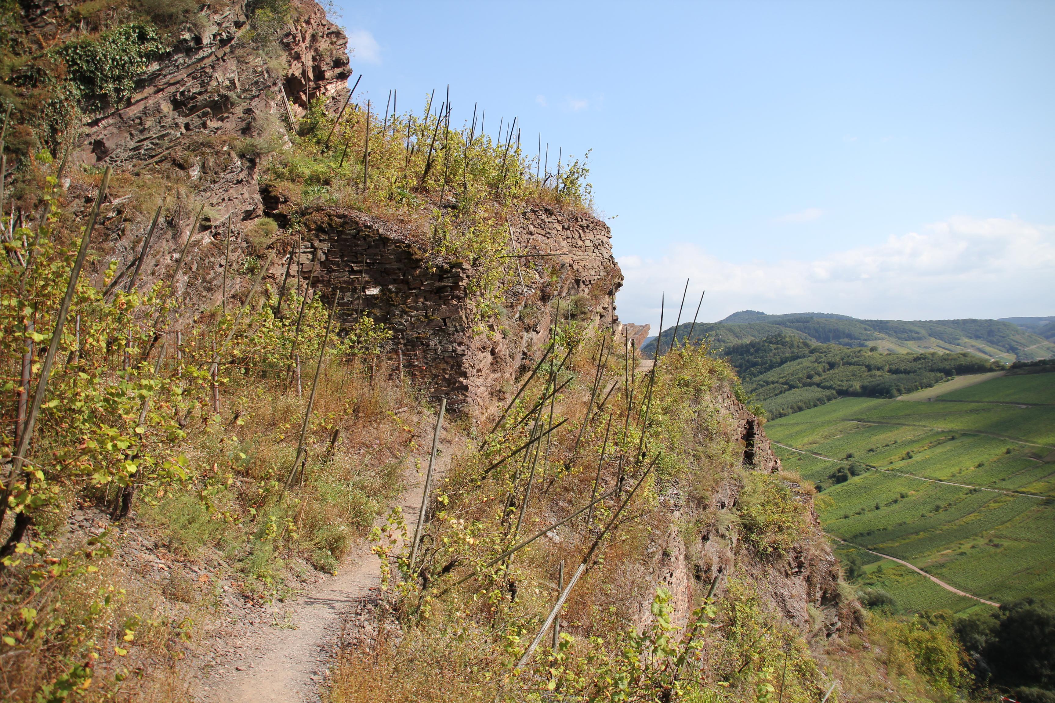 Klettersteig Calmont : Datei calmont klettersteig g u wikipedia