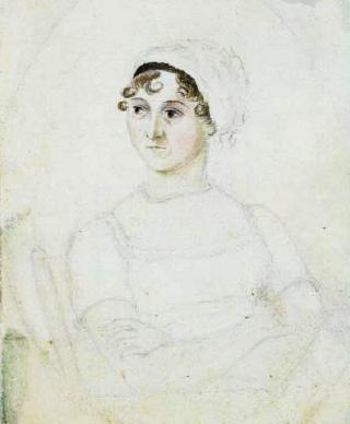 CassandraAusten-JaneAusten (c.1810)