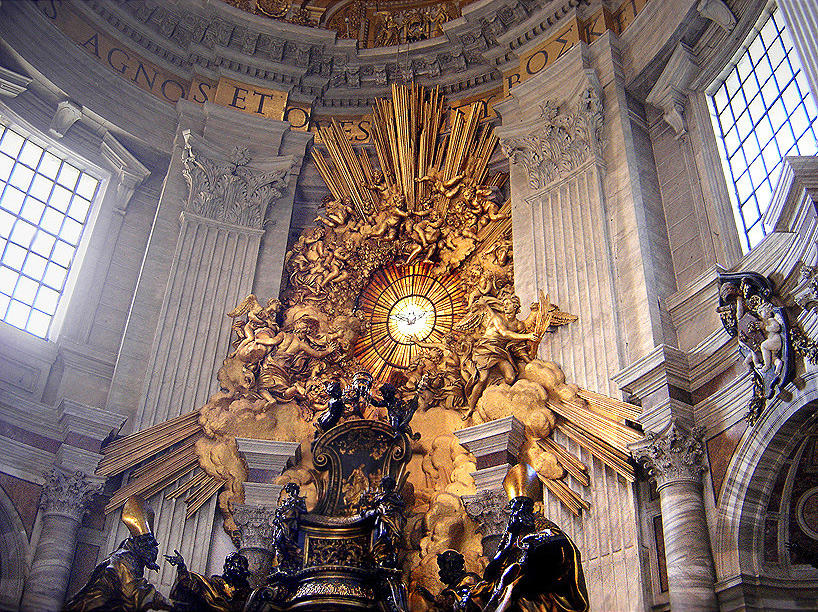 http://upload.wikimedia.org/wikipedia/commons/6/6d/Cathedrapetri%2Bgloria.jpg