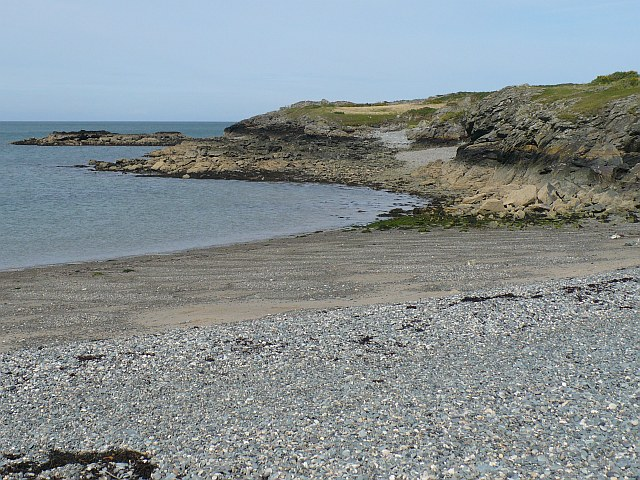 Cemlyn Bay - geograph.org.uk - 933993
