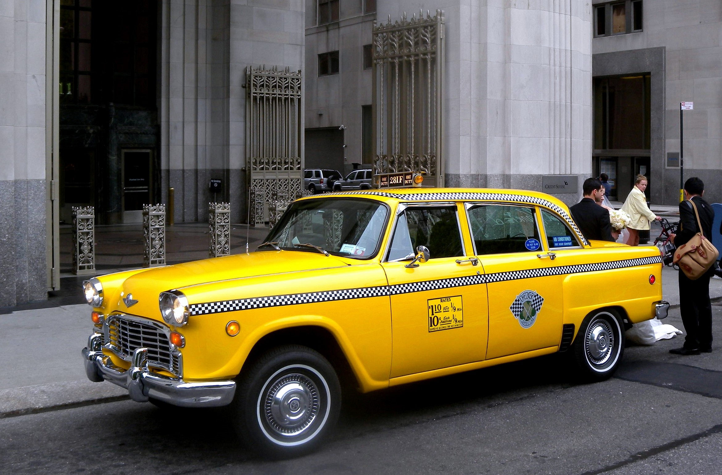 file checker taxi madison sq wikimedia commons