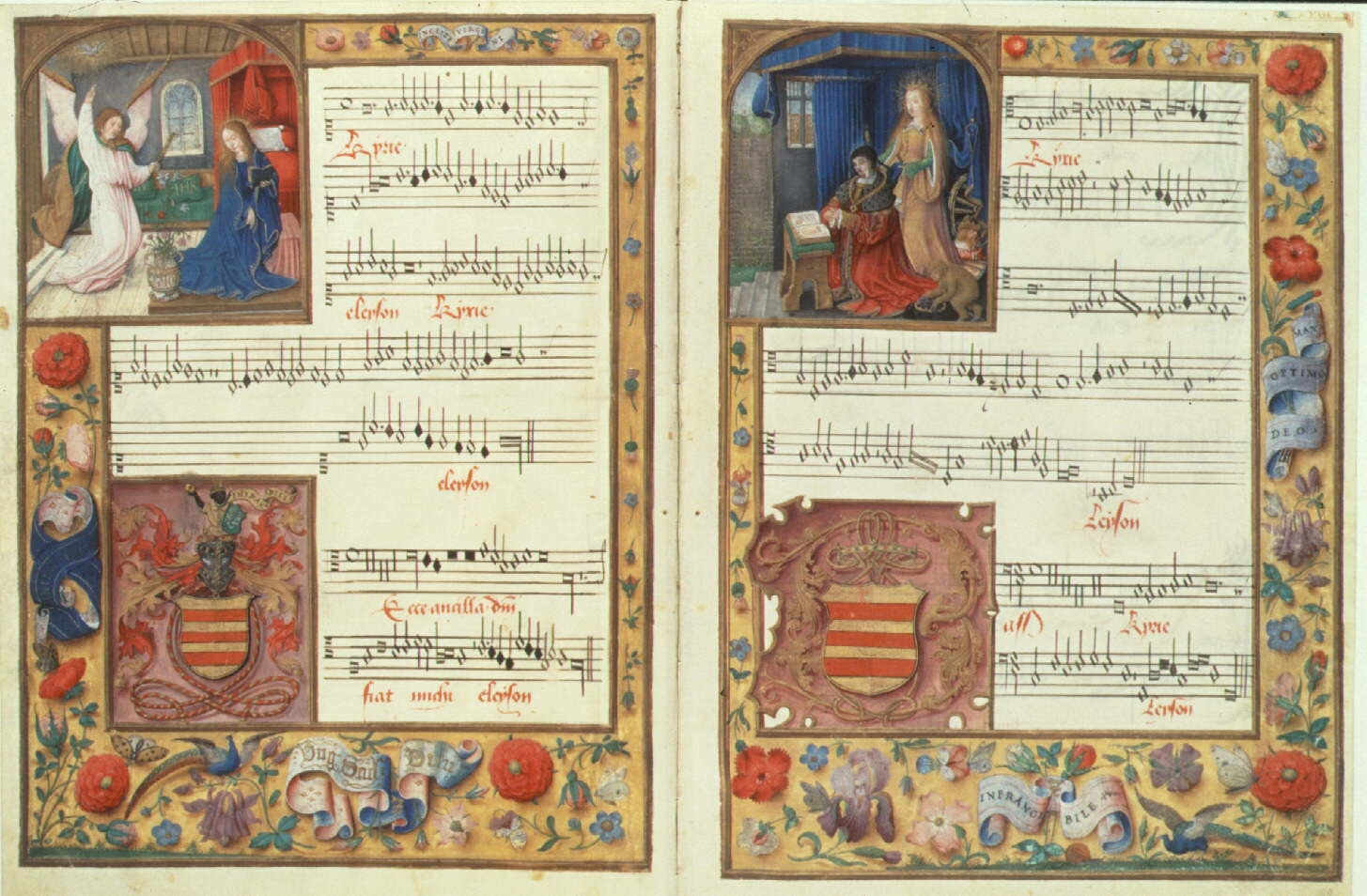 Depiction of Codex Chigi