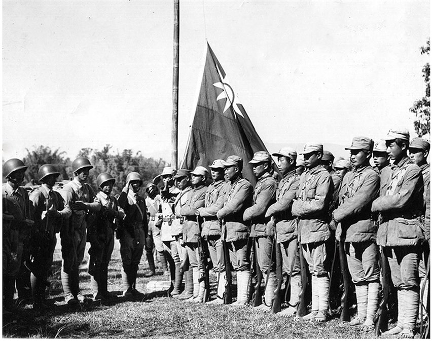 chinese expeditionary force wikipedia