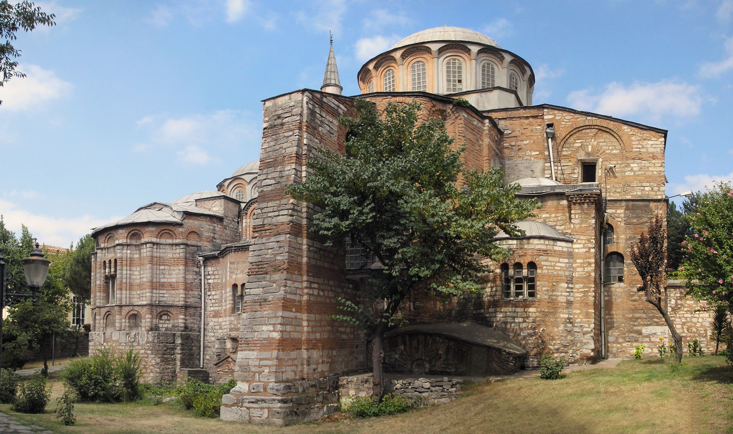 File:Chora Church Constantinople 2007 panorama 002.jpg ...