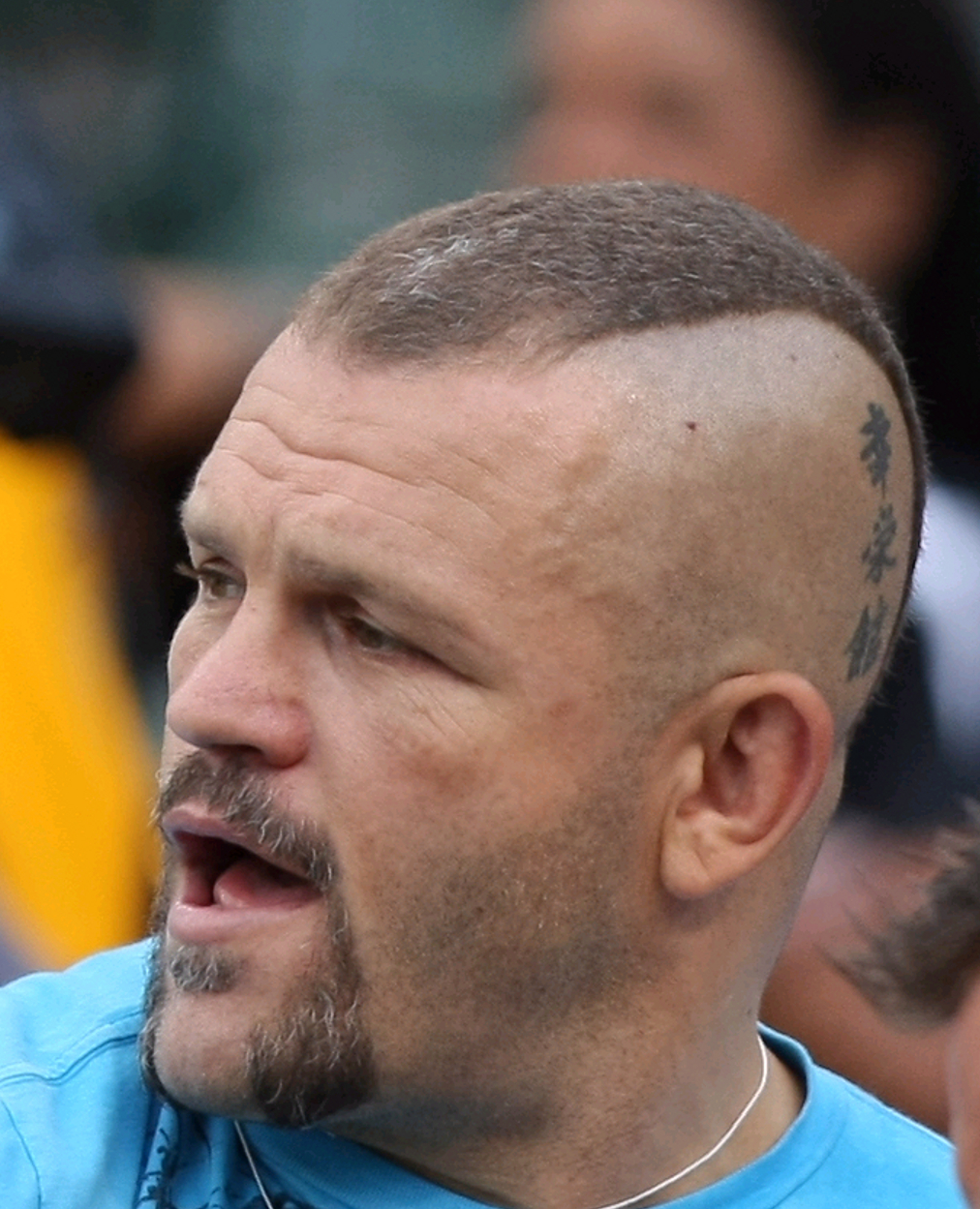 Who is chuck liddell dating 10