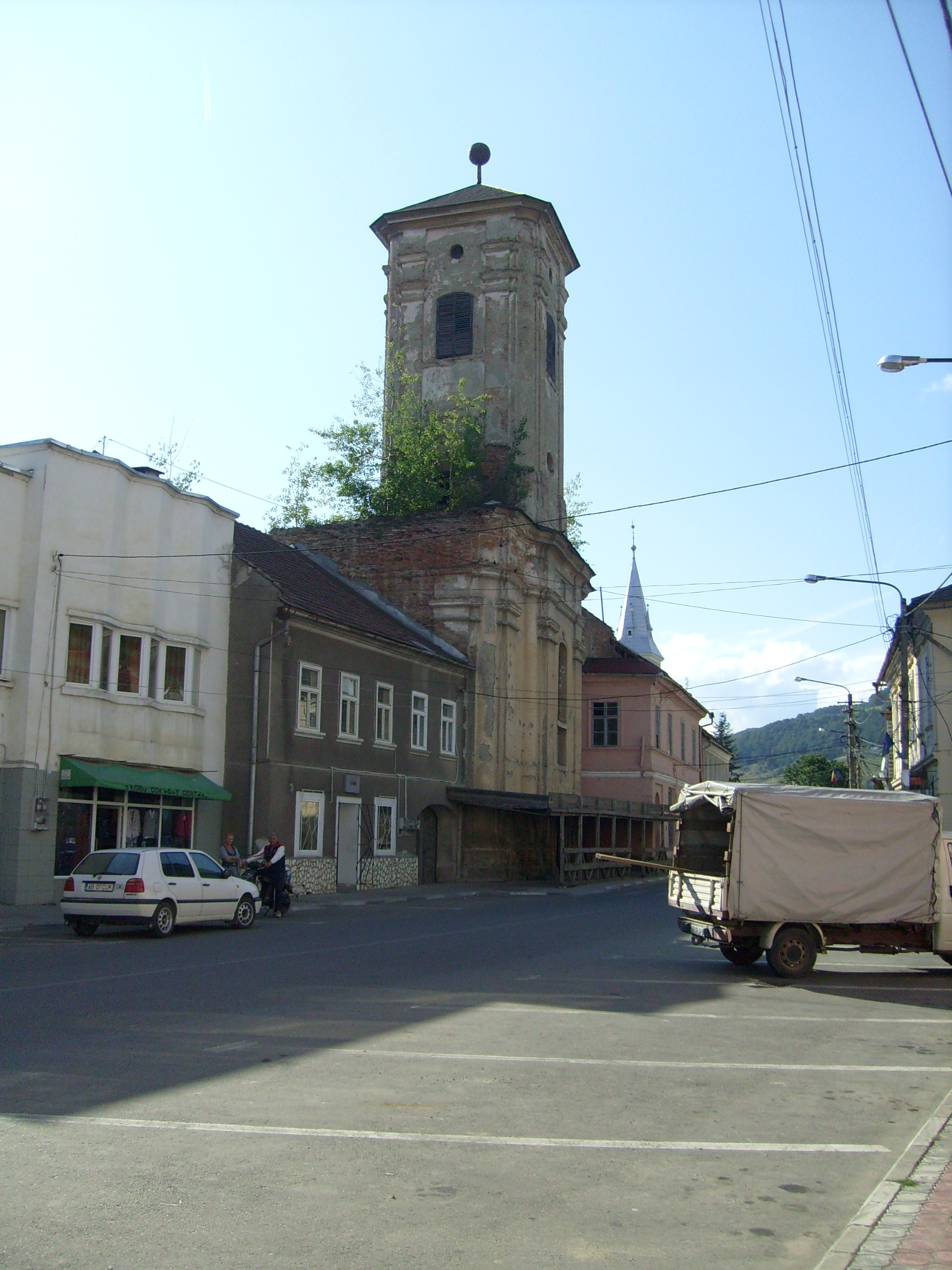 File Churches In Abrud Jpg Wikimedia Commons